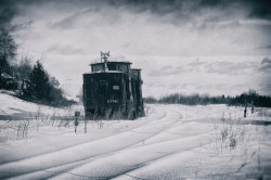 A train to nowhere by Christian Duguay