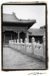Forbidden City Walk Beijing by Laura Denardo