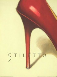 Red Stiletto by Marco Fabiano