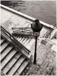 Steps to the Seine by Toby Vandenack