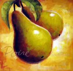 Luscious Pears by Marco Fabiano