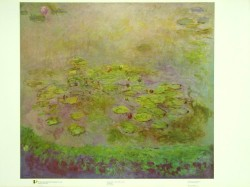 Waterlillies by Claude Monet