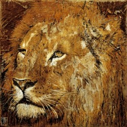 Portrait De Lion by Arietti