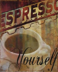 Espresso Yourself by Kelly Donovan