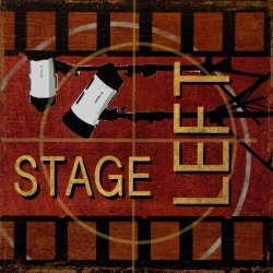 Stage Left by Kelly Donovan