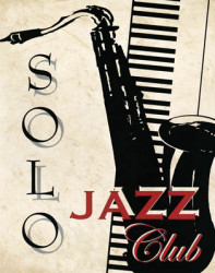 Solo Jazz Club by Kelly Donovan