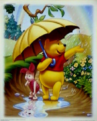 Rain Drops - Disney by Disney