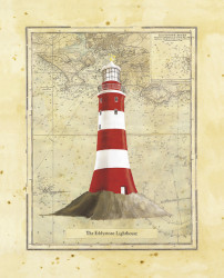 The Eddystone Lighthouse by Martin Wiscombe