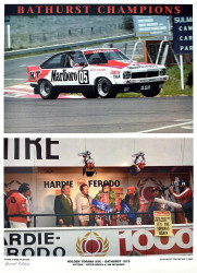 Holden Torana A9X Peter Brock and Jim Richards 1979