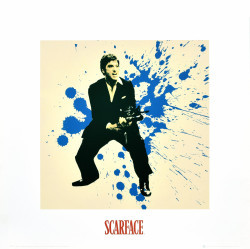 Scarface by Unknown