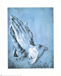 Praying Hands by A Durer