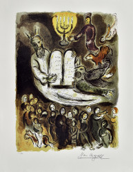 Tablet by Marc Chagall