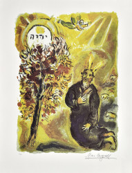Tree by Marc Chagall