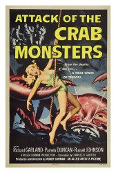 Attac of the Crab Monsters