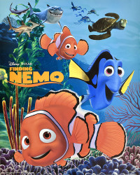 Finding Nemo 3 - Disney by Disney