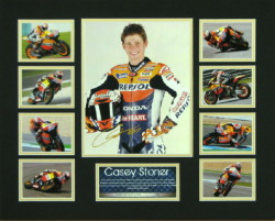 Casey Stoner Limited Edition 1 of 500