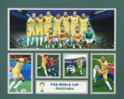 Australia FIFA World Cup 2014 Limited Edition of 500