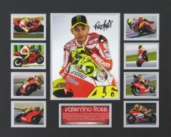 Valentino Rossi Limited Edition #1 of 500