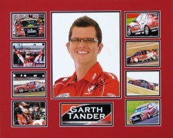 Garth Tander Limited Edition #1 of 500
