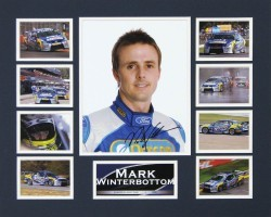 Mark Winterbottom Limited Edition #1 of 500