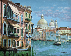 Hotel Venezia by Howard Behrens