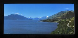Lake Wakatipu by Thierry Martinez