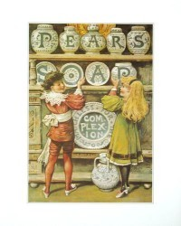 Pears Soap Complexion (with border)