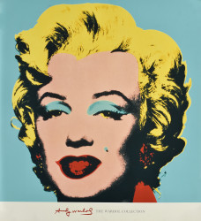 Marilyn 1967 by Andy Warhol