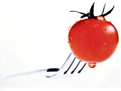 Tomato by Philippe Hugonnard