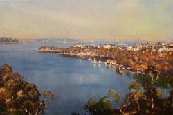 Mosman Bay by James R Jackson