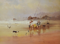 Gone Fishing by Robert Hagan