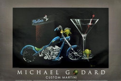 Custom Martini by Michael Godard