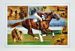 Phar Lap - A Racing Legend by Peter Barlow