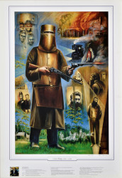 Ned Kelly 1856-1880 by Peter Barlow
