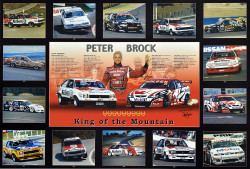 Peter Brock - King of the Mountain