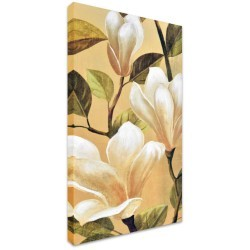 Japanese Honeysuckle by Stretched Canvas