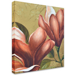 Canna Lillies by Stretched Canvas