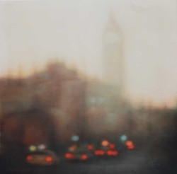Big Ben by Vincent George - Stretched Canvas