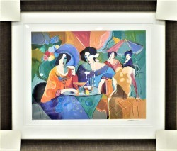 Cafe Array by Isaac Maimon