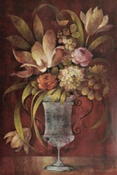 Morning Arrangement I by Elaine Vollherbst-Lane