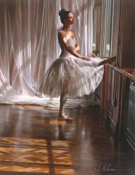 At the Barre by Rob Hefferan