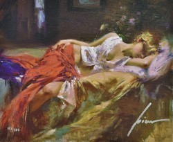 Day Dream by Pino Daeni