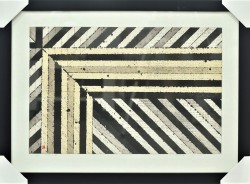 Linear Movement Framed Art by Mystic Seaport