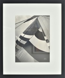 Volante's Sails Framed Art by Mystic Seaport