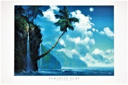 Paradise Surf by James Coleman