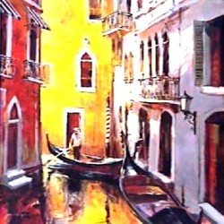 Venice Morning by Brent Heighton