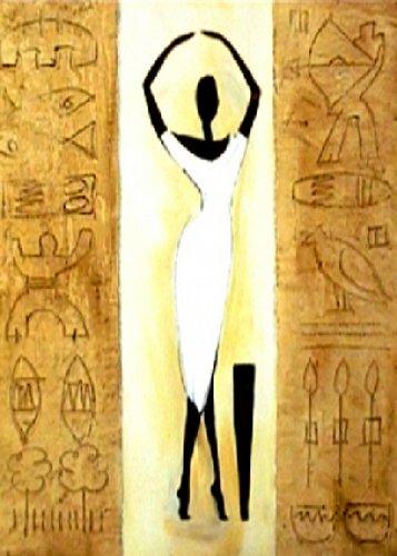 African Dancer II