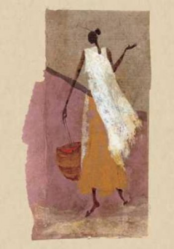 Woman with a Basket