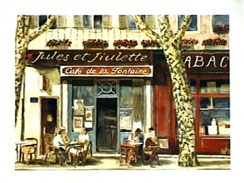 Cafe de la Fontaine