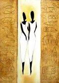 African Dancer I